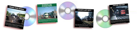 Railway narrated audio cd's