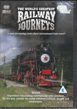 The World's Greatest Railway Journeys: Russia