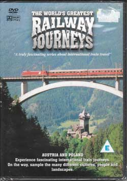 The World's Greatest Railway Journeys: Austria and Poland