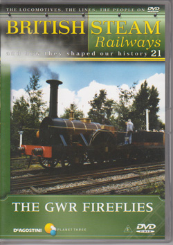 British Steam Railways #21: The GWR Fireflies