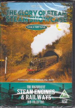 The Magnificent Steam Engines & Railways: The Glory of Steam Showcase