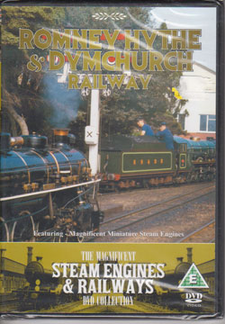 The Magnificent Steam Engines & Railways: Romney Hythe & Dymchurch Railway