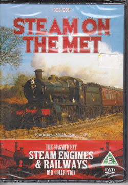 The Magnificent Steam Engines & Railways: Steam On the Net