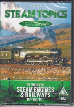 The Magnificent Steam Engines & Railways: Steam Topics