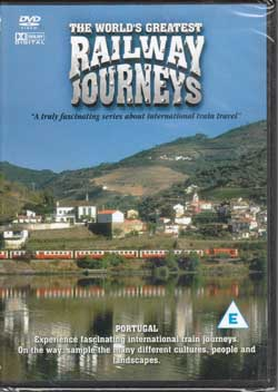 The World's Greatest Railway Journeys : Portugal