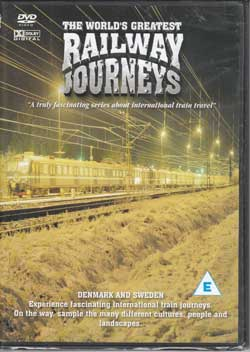 The World's Greatest Railway Journeys: Denmark and Sweden