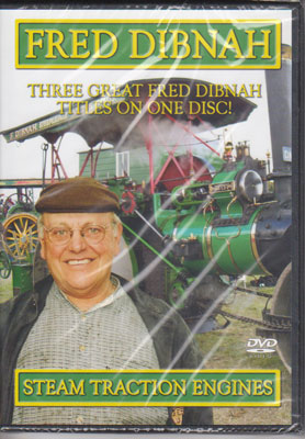Fred Dibnah - Steam Traction Engines